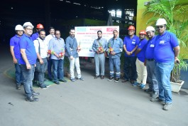 PAEW Visit to Rashmi Foundry in Kolkata, India