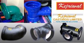 DI Fittings - Kejriwal Castings