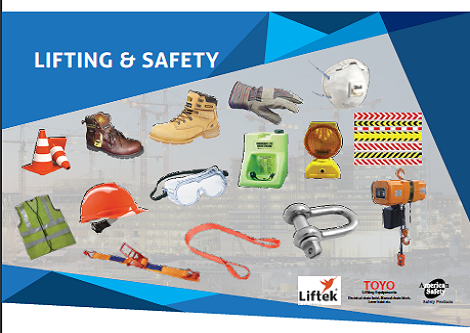 Liftings and Safety Items - TOYO Japan